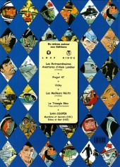 Verso de Dan Cooper (Hors Série) -2- Echec et Mat !