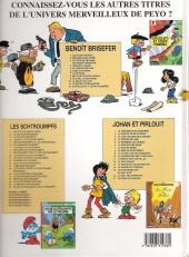Verso de Benoît Brisefer -6d2003- Lady d'Olphine
