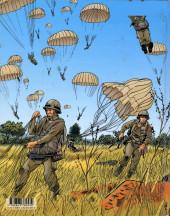 Verso de La légion -4- Kolwezi - Histoire de la Légion Étrangère - 1963 à demain