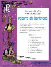 Verso de Robert et Bertrand -10- Aventure en Moldavie