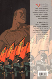 Verso de Superman - Red Son
