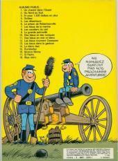Verso de Les tuniques Bleues -1c82- Un chariot dans l'Ouest