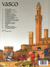 Verso de Vasco -21- Le clan Mac Douglas