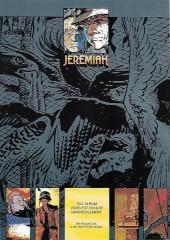 Verso de Jeremiah -1Pub2- La nuit des rapaces