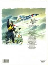 Verso de Tanguy et Laverdure -24- L'espion venu du ciel
