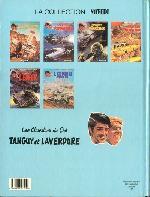 Verso de Tanguy et Laverdure -25- Survol interdit