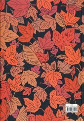 Verso de L'automne