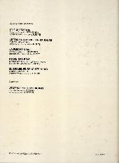 Verso de Michel Strogoff (De La Fuente) - Michel Strogoff