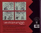 Verso de Snoopy & Les Peanuts (Intégrale Dargaud) -1- 1950 - 1952