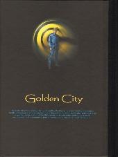 Verso de Golden City -6TL- Jessica