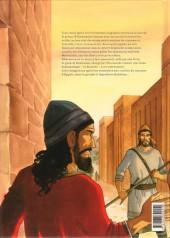 Verso de Sur les terres d'Horus -5- Kheti ou l'amour de Ninmah