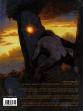 Verso de Millénaire -3- L'haleine du Diable
