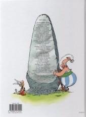Verso de Astérix -26c2005a- L'odyssée d'Astérix