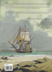 Verso de L'Épervier (Pellerin) -INT1- Premier Cycle