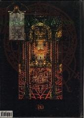 Verso de Requiem Chevalier Vampire -6- Hellfire Club