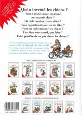 Verso de Le mini-guide -18- Le mini-guide du Chien