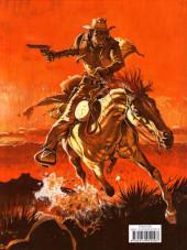 Verso de Comanche -HS2- Le prisonnier