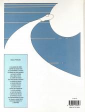 Verso de Le vagabond des Limbes -13a1991- L'enfant-roi d'Onirodyne
