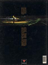 Verso de Le traque mémoire -1- Sanitas
