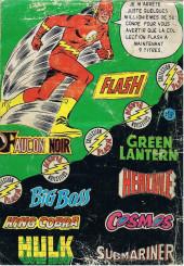 Verso de Hulk (1re Série - Arédit - Flash) -3- Hulk contre Les Vengeurs