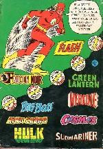 Verso de Hulk (1re Série - Arédit - Flash) -7- Klaatu !