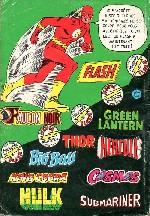 Verso de Hulk (1re Série - Arédit - Flash) -8- Les ordres de Psyklop