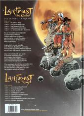 Verso de Lanfeust des Étoiles -5- La chevauchée des bactéries