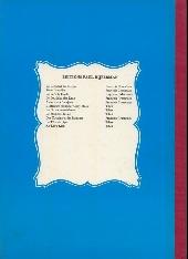 Verso de Chick Bill (Rijperman) -4TL- Ko-Klox-Klan
