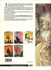 Verso de Les pionniers du Nouveau Monde -5b1990- Du sang dans la boue