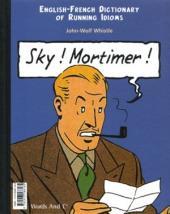 Verso de Blake et Mortimer (Divers) -1- Ciel ! Blake ! / Sky ! Mortimer !