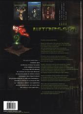 Verso de Witness 4 -3- En vert et contre tous