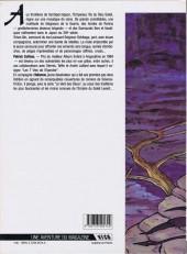 Verso de Le vent des Dieux -1- Le sang de la lune