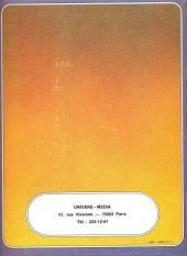 Verso de Les grandes Heures des Chrétiens -8- Thérèse d'Avila et le journal d'une femme de prière et d'action