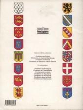 Verso de Les grandes heures des églises - Chrétiens en Alsace