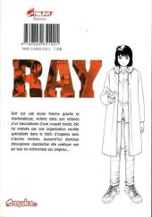Verso de Ray -7- Tome 7