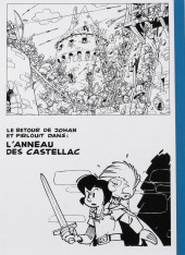 Verso de Johan et Pirlouit -10TL1- La guerre des 7 fontaines