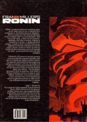 Verso de Ronin -1- Sacrifice
