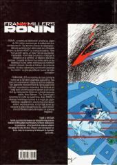 Verso de Ronin -3- Retour