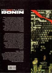 Verso de Ronin -4- Enfers