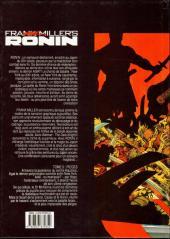 Verso de Ronin -5- Pièges
