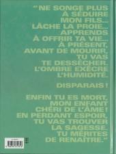 Verso de Le cœur couronné -3- Le fou de la Sorbonne