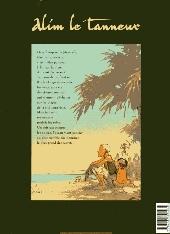 Verso de Alim le tanneur -1a04- Le secret des eaux