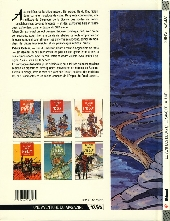 Verso de Le vent des Dieux -1b1992- Le sang de la lune