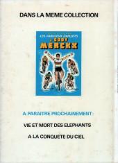 Verso de La prodigieuse Épopée du Tour de France - La Prodigieuse Épopée du Tour de France