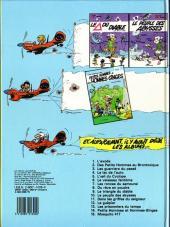 Verso de Les petits hommes -15- Mosquito 417