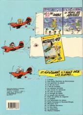 Verso de Les petits hommes -20- Rapt en sous-sol