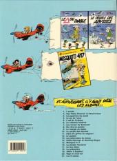 Verso de Les petits hommes -21- Les 6 clones