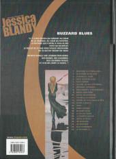 Verso de Jessica Blandy -16a2006- Buzzard Blues
