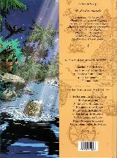 Verso de Marine (Les mini aventures de) -4- Le lac maudit