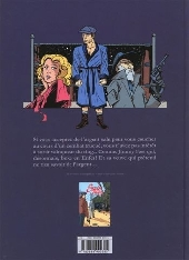 Verso de Ernie Adams -2- Mister Killer
